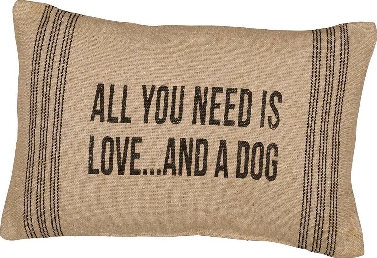 All You Need Is Love… And A Dog