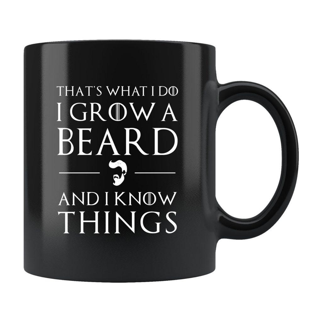 I Grow a Beard