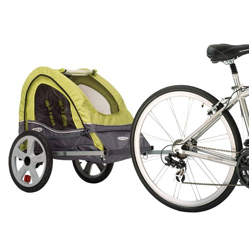 The Single Bicycle Trailer